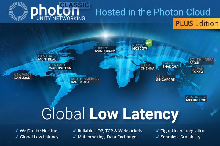 Photon PUN+ Classic - Asset Store