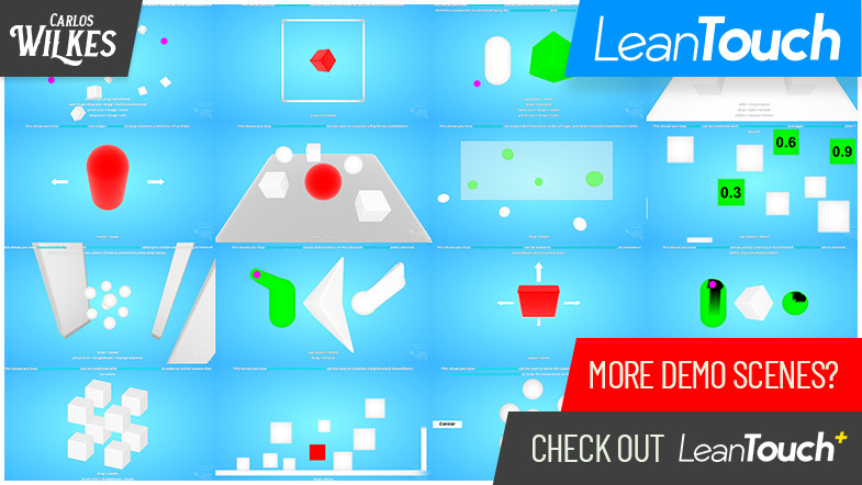 Lean Touch - Asset Store