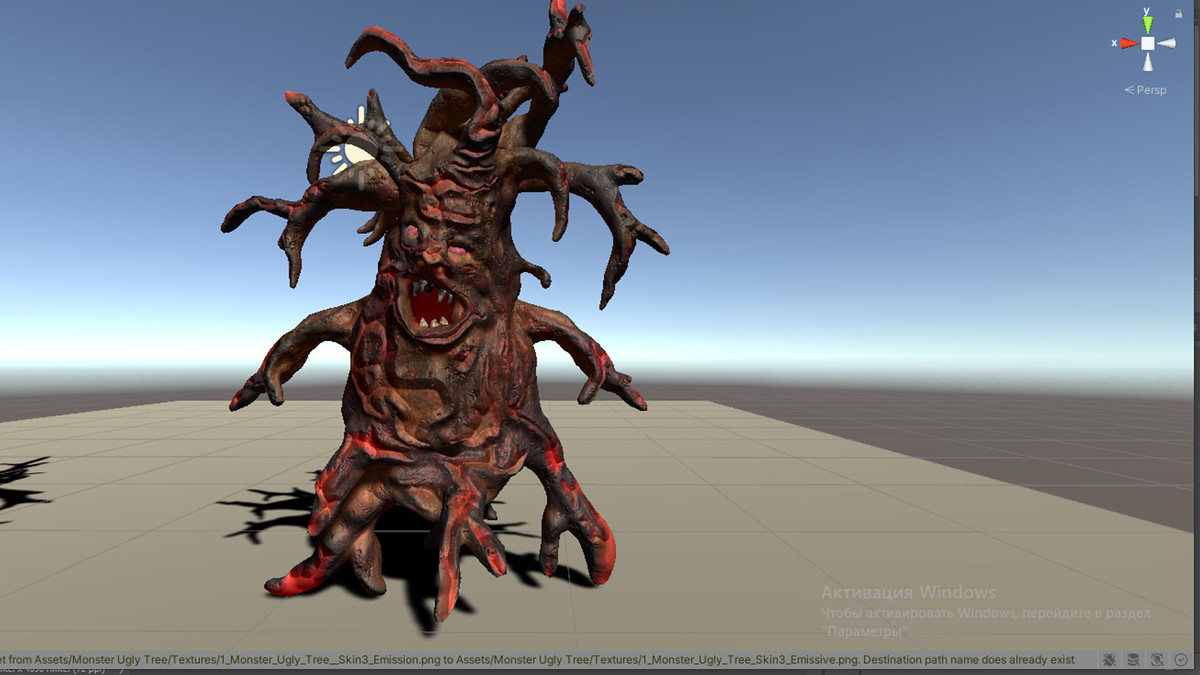 Monster Ugly Tree 3d Creatures Unity Asset Store To take this creature out as quick as possible as it. unity id