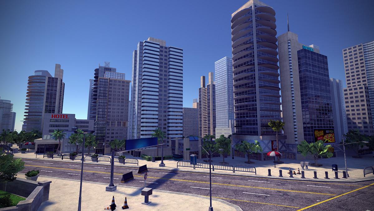 Big City - Asset Store