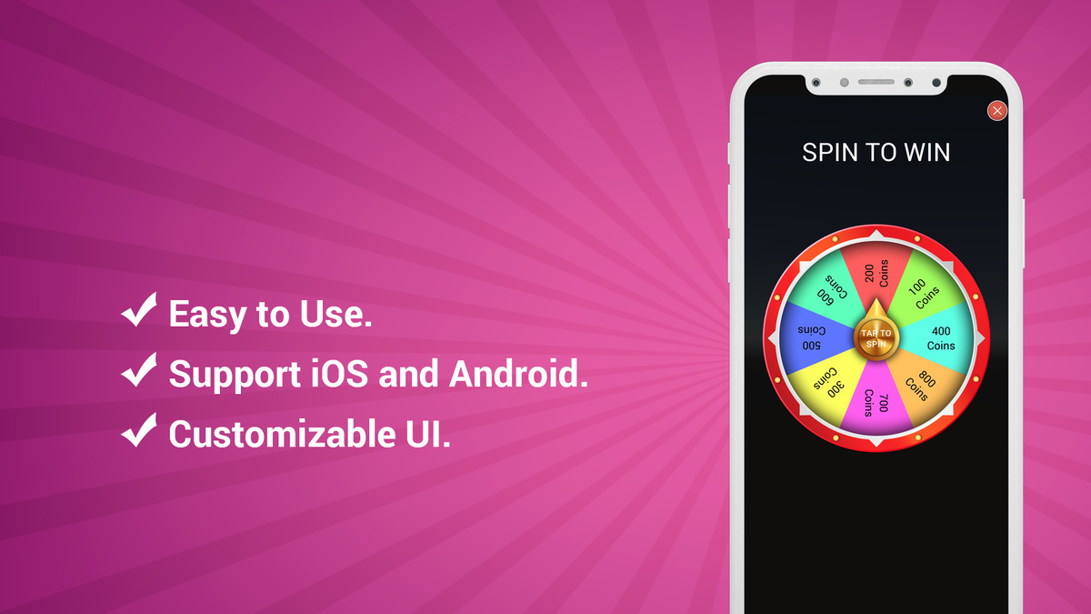 Spin To Win- Wheel Of Fortune - Asset Store
