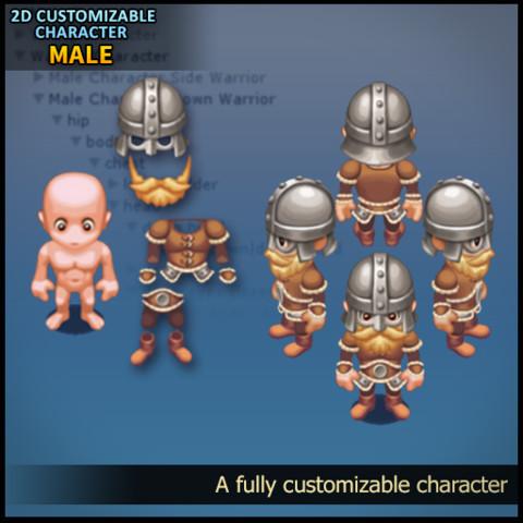 RPG Hero Character Pack 2D Character Sprite di 2019 Character