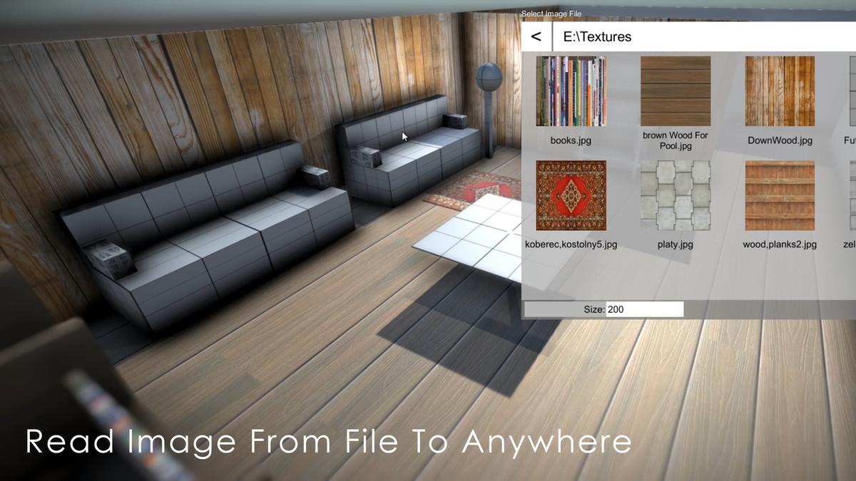 File Dialog Explorer - Asset Store