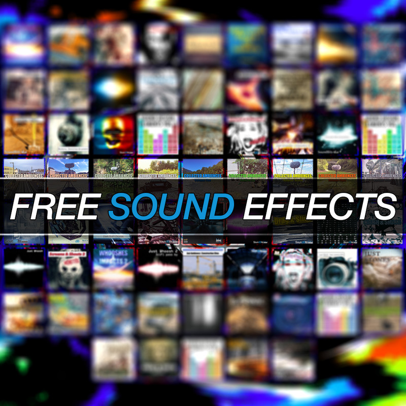 Free Sound Effects - Asset Store