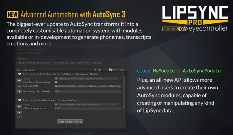 LipSync Pro - Asset Store