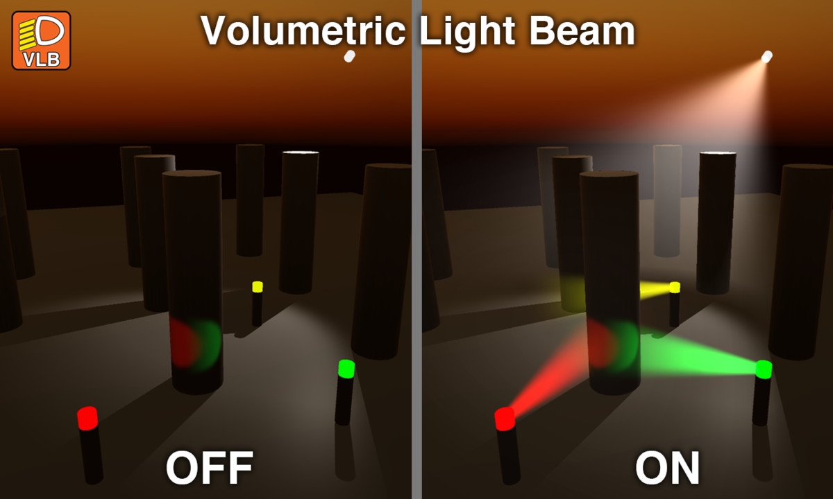 Volumetric Light Beam v1.60