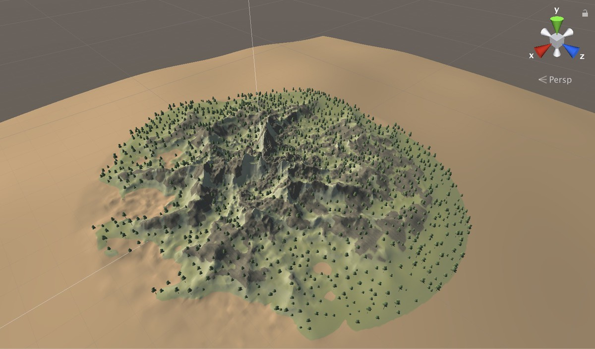 Ultimate Terrains - Voxel Terrain Engine