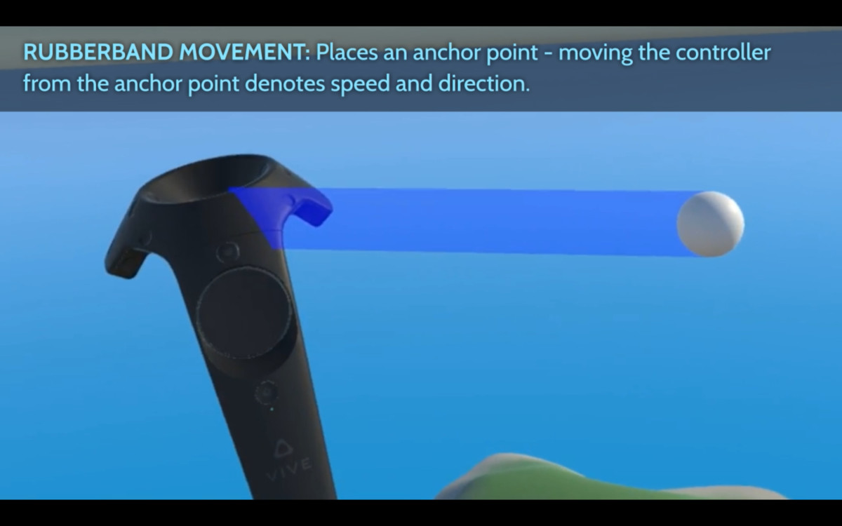 VR Movement System for SteamVR - Asset Store