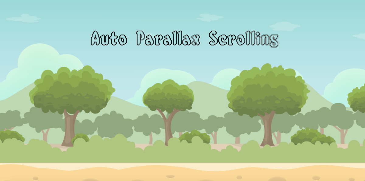 Auto Parallax Scrolling - Asset Store