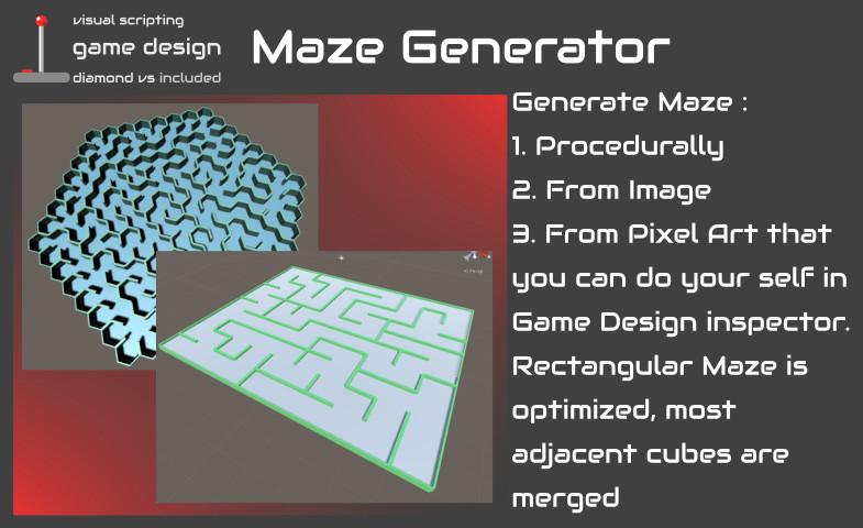 Game Design Visual Scripting - Asset Store