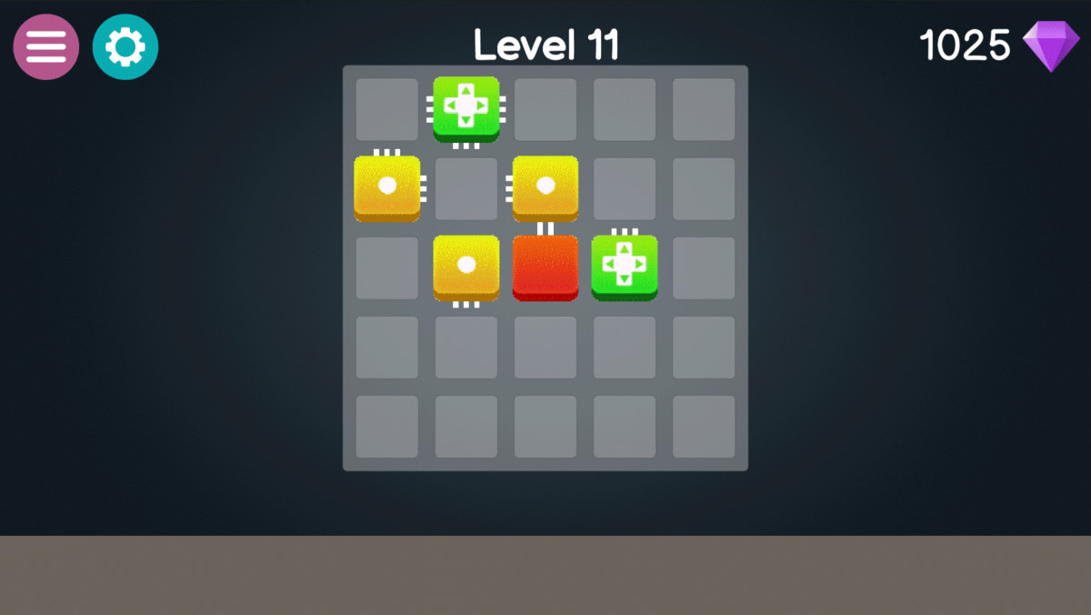 Links: Challenging Puzzle Game Template