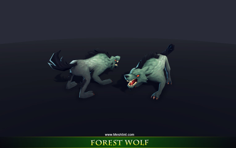 Forest Creatures Pack