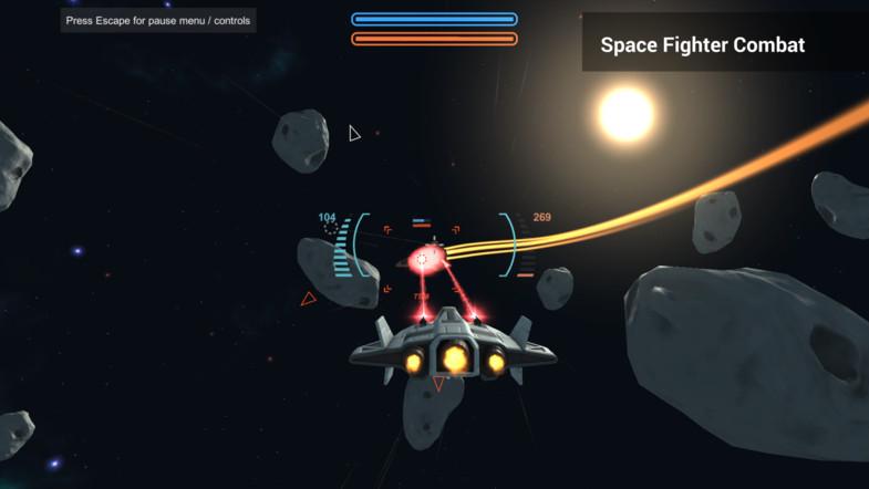 Space Combat Kit - Asset Store