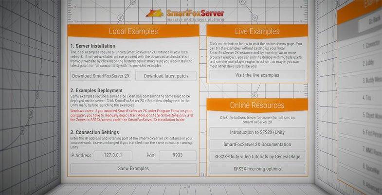 SmartFoxServer2X Multiplayer SDK - Asset Store