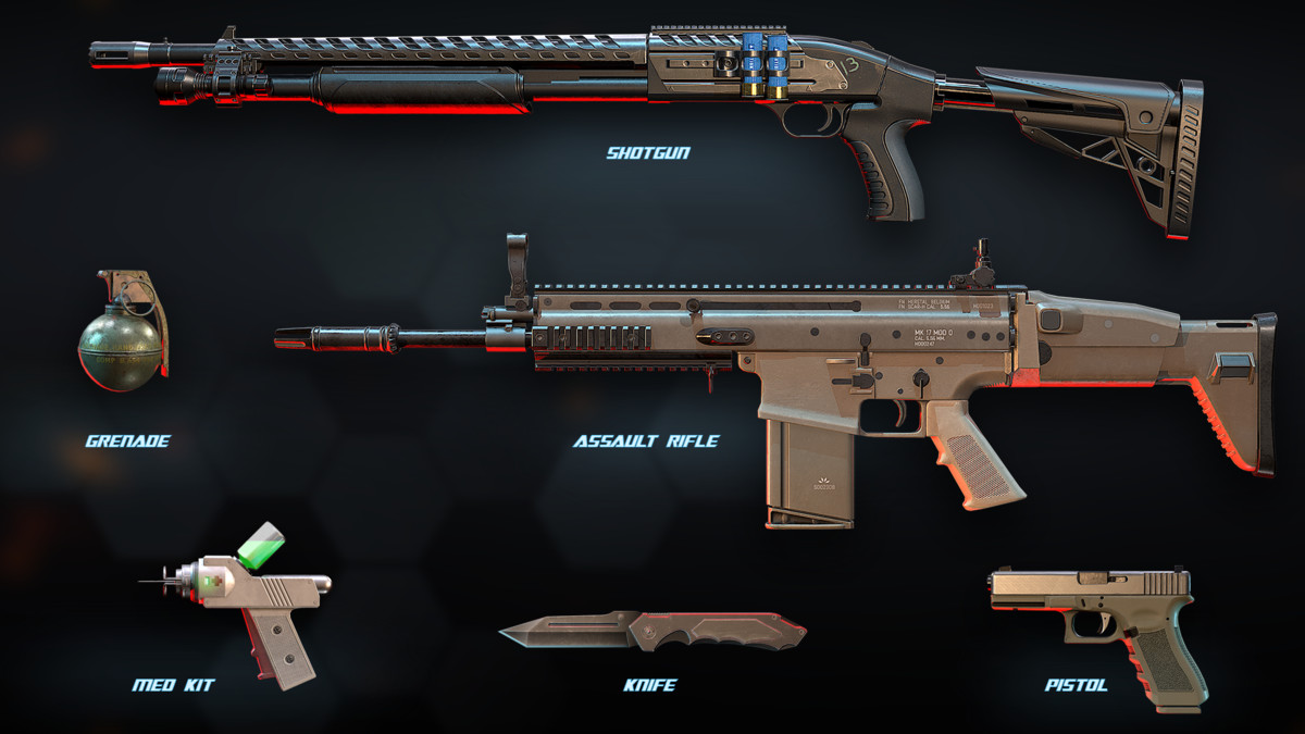 PRO Military: Customizable FPS Character - Asset Store
