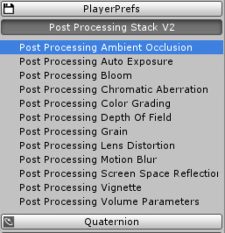 Post Processing Stack V2 - Playmaker Actions - Asset Store