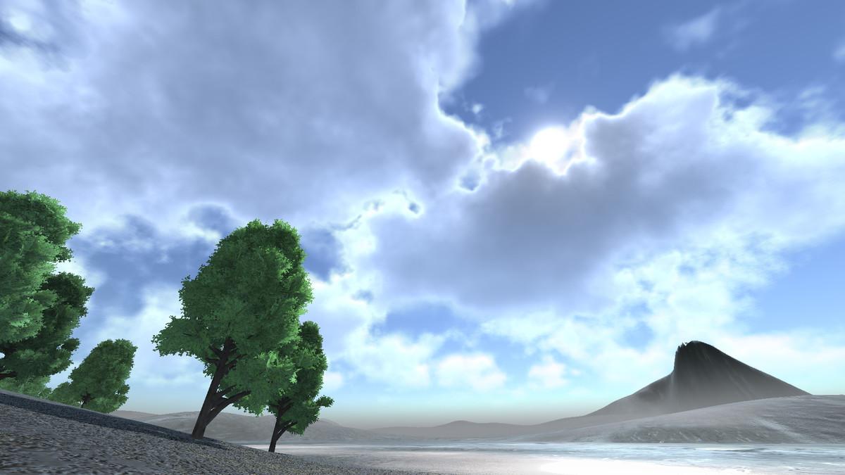 Massive Clouds - Screen Space Volumetric Clouds • VFX