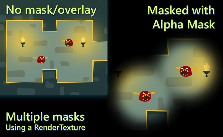 Unity Soft Alpha Mask - All About Of Mask