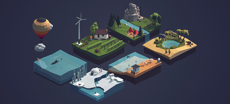 Low Poly Ultimate Pack - Asset Store