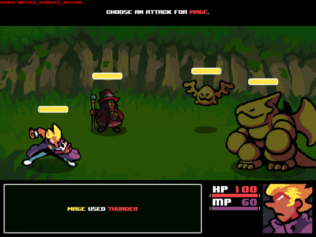 RPG Battle System - Asset Store
