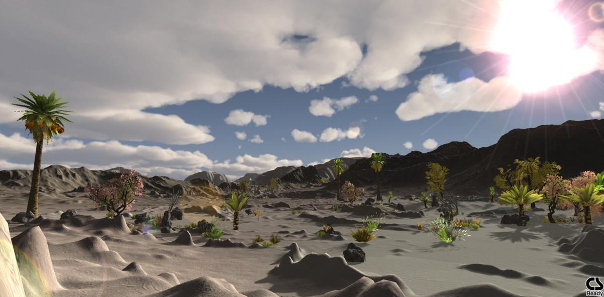 Desert Terrain Volume 1 [Released] - Unity Forum