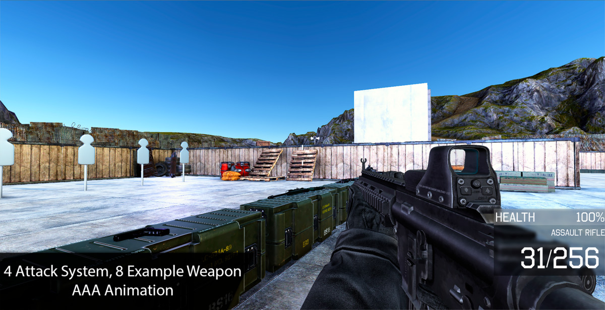 Unreal FPS - Asset Store