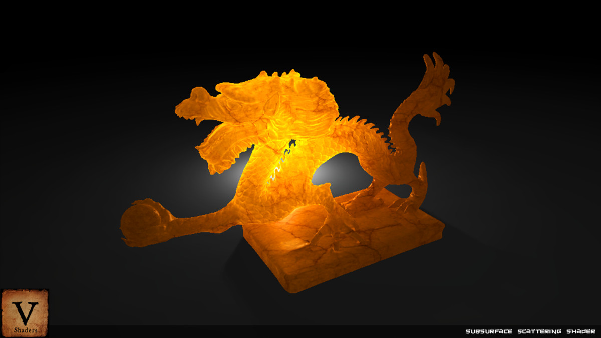 Subsurface Scattering Shader - Asset Store