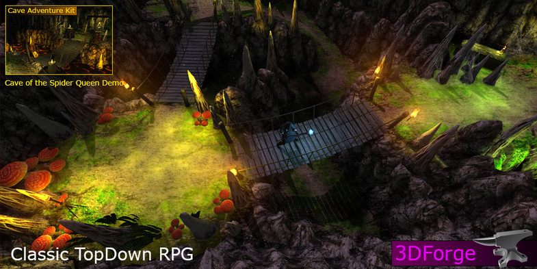 Action RPG Top Down Camera Controller - Asset Store